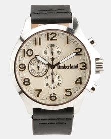 Timberland Brenton Watch Black