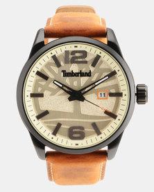 Timberland Ellsworth Watch Tan