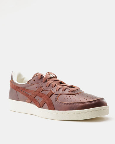 brand new 55731 cb295 Onitsuka Tiger GSM Coffee/Coffee