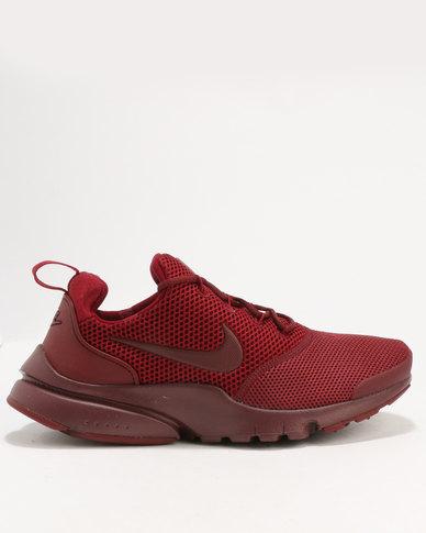 best authentic 5d160 625f3 Nike Presto Fly (GS) Red   Zando