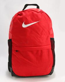 Nike Kids Brasilia Backpack Red