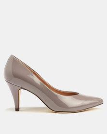 Call It Spring Unini Heels Grey