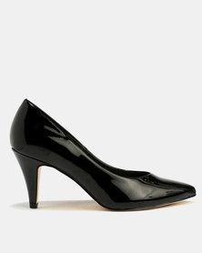 Call It Spring Unini Heels Black