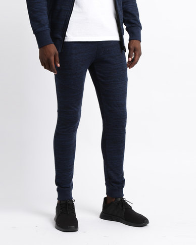 Smith & Jones Ozena Jog Pant Navy