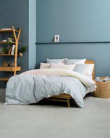 Linen House Norman Duvet Cover Set  Multi