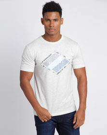 Rip Curl Groundswell Tee Oatmeal