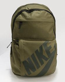 Nike Elemental Backpack Olive/Black