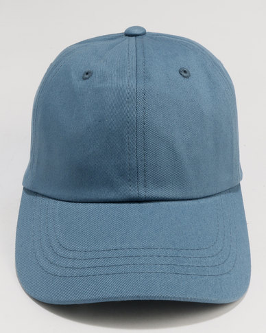 FLEXFIT Adjustable Dad Cap Pale Idingo