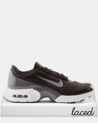 3dc97138c92d Nike Women s Air Max Jewell Black Dark Grey-White