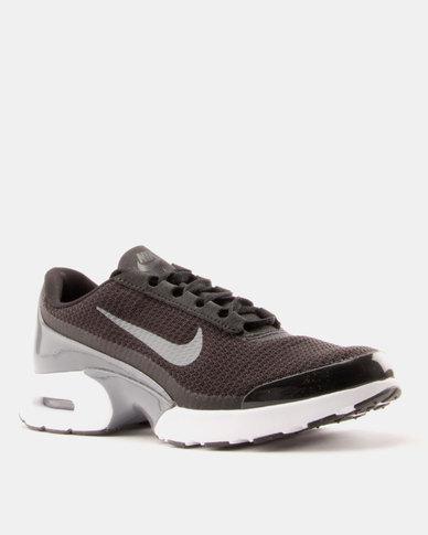 Nike Women s Air Max Jewell Black Dark Grey-White  e0785cce1