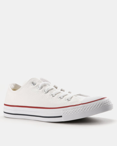 dd7a7e09464f Converse Chuck Taylor All Star Lo Mens Optical White