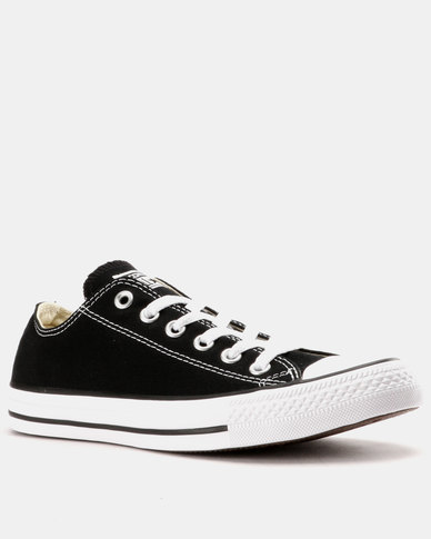 691a940cbf89 Converse Chuck Taylor All Star Lo Mens Black