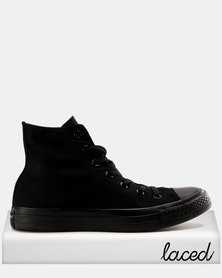 Converse Chuck Taylor All Star Speciality Hi Mens Sneaker Black Monoch