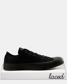 Converse All Star Speciality Lo Mens Sneaker Black Monoch