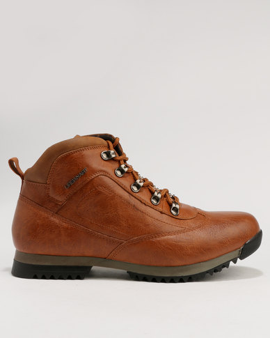 UrbanArt Crocco 2 Boots Tan