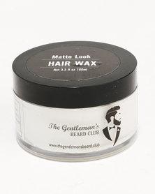 The Gentleman's Beard Club Hair Wax