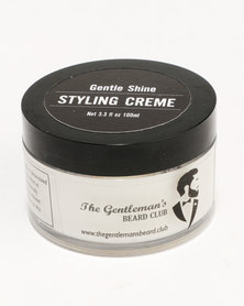 The Gentleman's Beard Club Hair Styling Creme