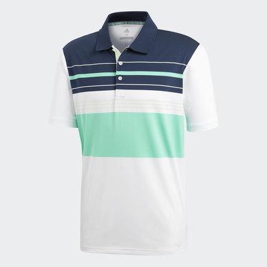 Ultimate 365 Engineered Block Polo Shirt