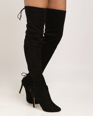 sale online store good selling cheap online Miss Black Miss Black Belle OTK Boot Black hot sale JI55sYDe