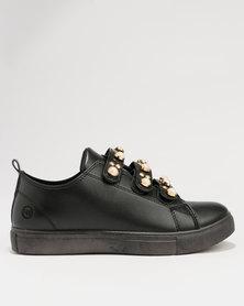 Footwork Paul Pearl Sneaker Black