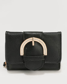 New Look T Betty Embellished Buckle Black