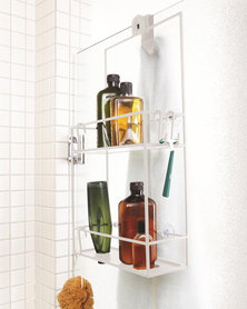 UMBRA Cubiko Shower Caddy White