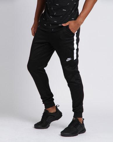 37d2ad4261 Nike Mens Nike Sportswear Joggers PK Tribute Black/White | Zando