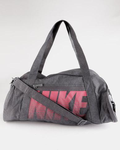 Nike Performance Womens Nike Gym Club Grey  18aea6acc5