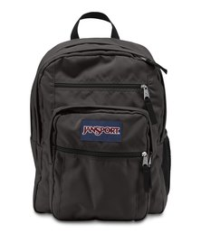 JanSport Big Student Backpack Forge Grey