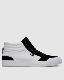 DC Evan Smith HI Sneakers White/Black