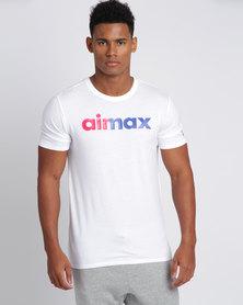Nike Mens Sportswear Air Max 95 Tee White