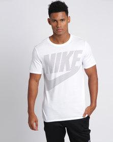 Nike Mens Sportswear GX Pack Tee White