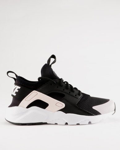 Nike Air Huarache Run Ultra GS Sneaker Black  e6d8d43584a