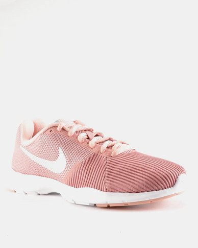 b22e0c91bb3c1 Nike Performance Womens Flex Bijoux Pink