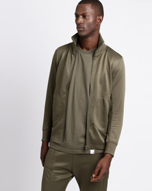 adidas X BY Track Top NM Jacket Olive Cargo