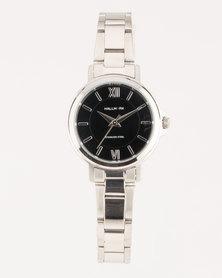 Hallmark Strap Watch Silver-tone