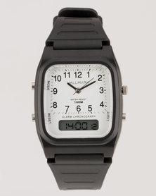 Hallmark Strap Watch Black