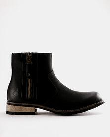 Urbanart Vivlite 1 Nub Boots Black