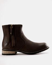 Urbanart Vivlite 1 Nub Boots Chocolate