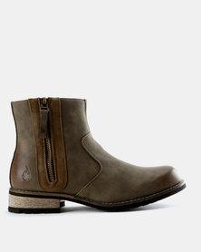 Urbanart Vivlite 1 Nub Boots Olive
