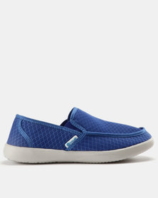 Utopia Slip On Casual Sneakers Blue
