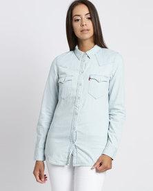 Levi's Tailored Classic Western Frances Blue
