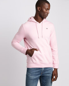 Levi's Original Pullover Hoodie Pink Nectar