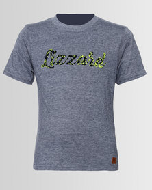 Lizzard Boys Jax Tee Dark Blue