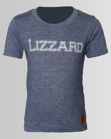 Lizzard Boys Fullbright Tee Blue
