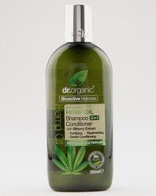 Dr. Organic Hemp Oil Shampoo & Conditioner