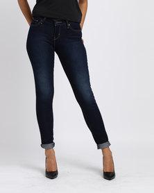 Levi's® 811 Curvy Skinny Fit Jeans Indigo Ridge