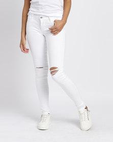 Levi's 710 Super Skinny Fit Jeans Roller Girl