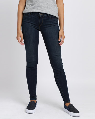 Levi's ® 710 Super Skinny Fit Jeans Evolution