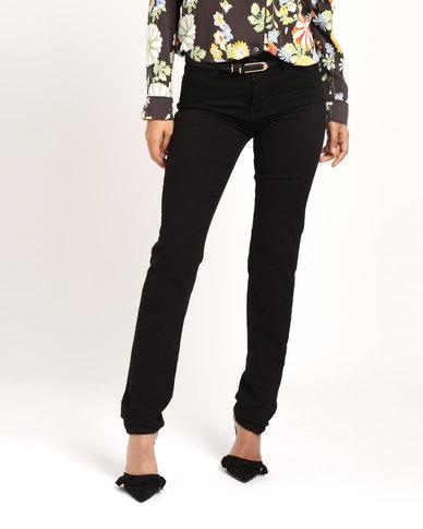 647ede69fbc Levi s® 712 Slim Fit Jeans Black Sheep